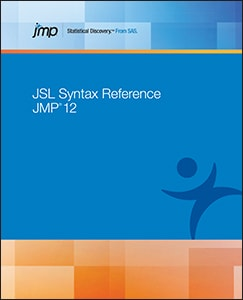 JMP® 12 JSL Syntax Reference