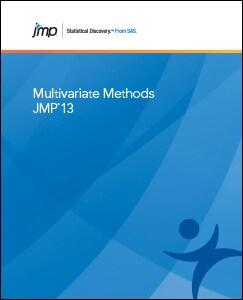 JMP® 13 Multivariate Methods