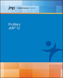 JMP® 12 Profilers