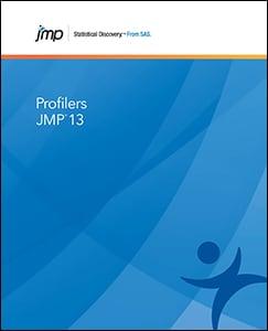 JMP® 13 Profilers