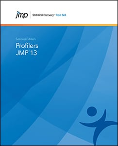 JMP® 13 Profilers, Second Edition