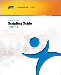 JMP® 11 Scripting Guide, Second Edition