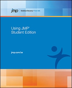 Using JMP® Student Edition, Third Edition