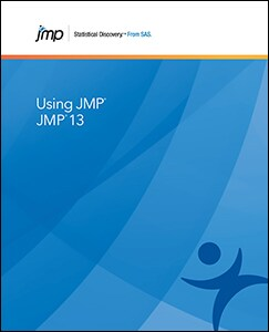Using JMP® 13