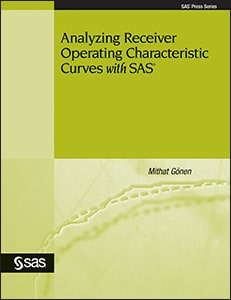 Analyzing Receiver Operating Characteristic Curves with SAS®