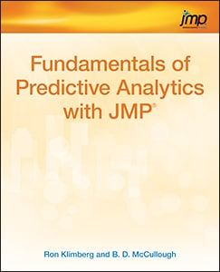 Fundamentals of Predictive Analytics with JMP®