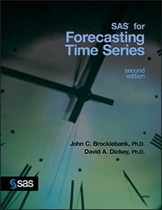 SAS® for Forecasting Time Series, Second Edition