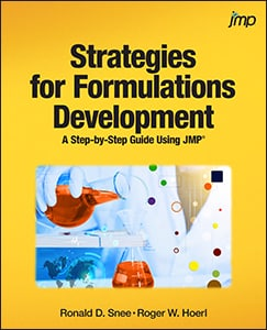 Strategies for Formulations Development: A Step-by-Step Guide Using JMP®