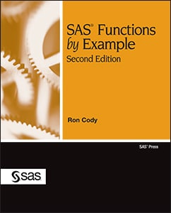 SAS® Functions by Example, Second Edition