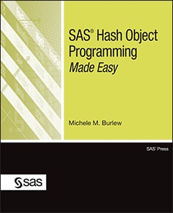 SAS® Hash Object Programming Made Easy