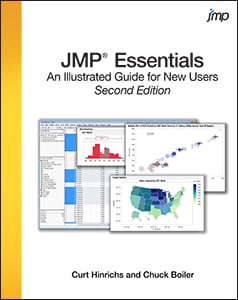 JMP® Essentials: An Illustrated Step-by-Step Guide for New Users, Second Edition