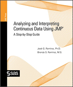 Analyzing and Interpreting Continuous Data Using JMP®: A Step-by-Step Guide