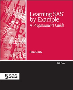 Learning SAS® by Example: A Programmer's Guide