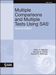 Multiple Comparisons and Multiple Tests Using SAS®, Second Edition