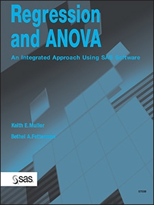 Regression and ANOVA: An Integrated Approach Using SAS® Software