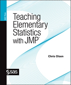 Teaching Elementary Statistics with JMP®