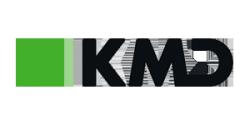KMD Denmark logo