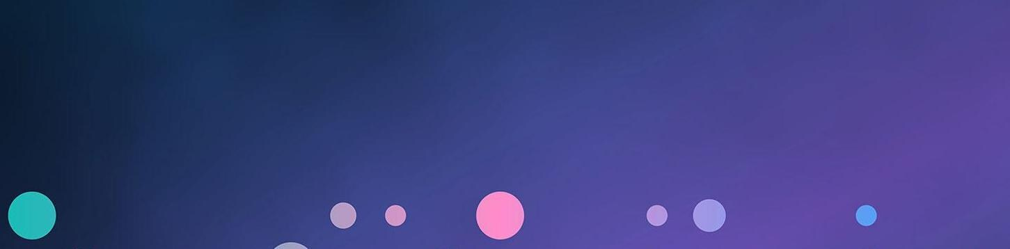 Abstract Purple Dots Background