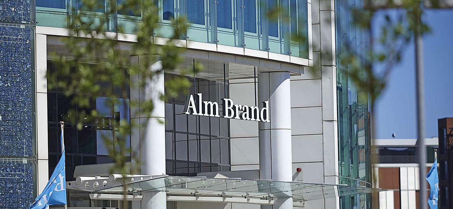 Office Building - Alm.Brand