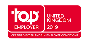 2019 Top Employer-UK