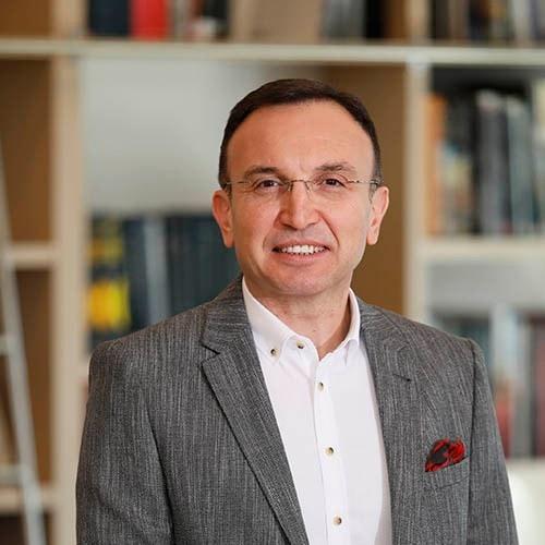 Iain Brown, Ph.D.