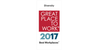 SAS named one of the 2017 Best Workplaces for Diversity by Great Place to Work® and Fortune
