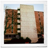 History 1966 Cox Hall