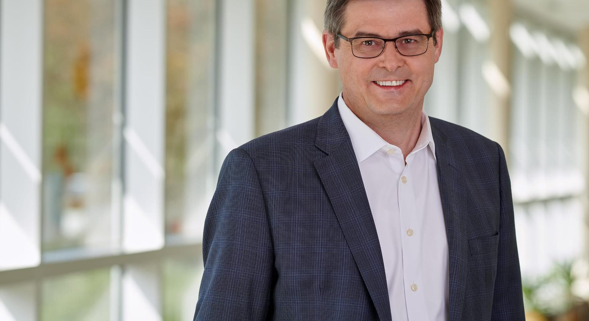 Oliver Schabenberger, COO and CTO of SAS