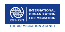 International Organization for Migration logo