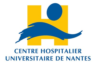 Centre Hospitalier Universitaire de Nantes 院徽标