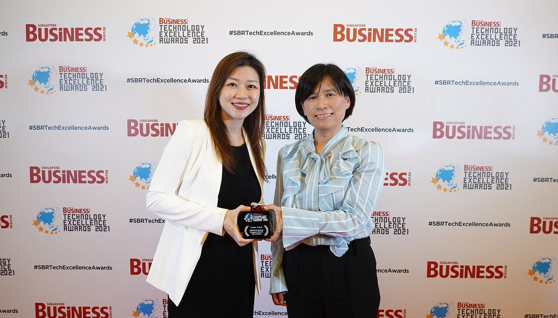 SBR Technology Excellence Awards 2021