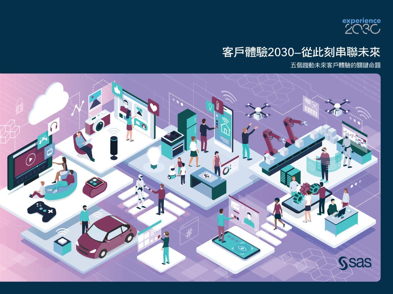 客戶體驗2030-從此刻串聯未來