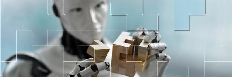Ai Rubics Cube Robot Tiles