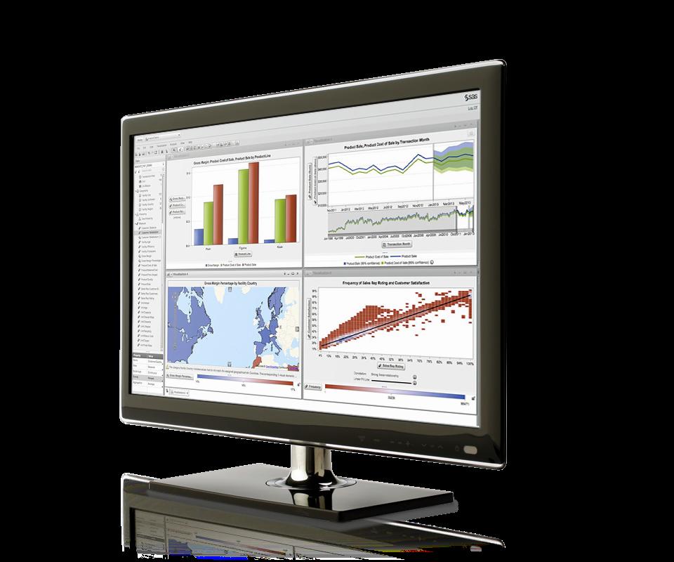 Business Intelligence Data Visualization right nonsurface